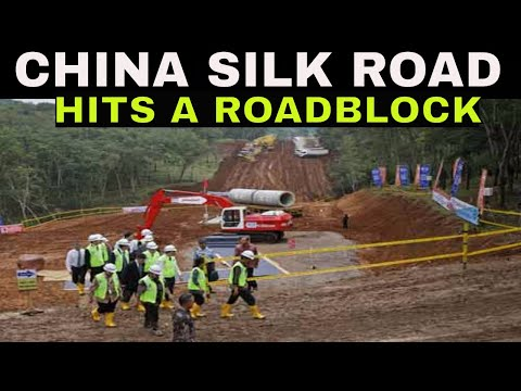China's Silk Road hits a roadblock