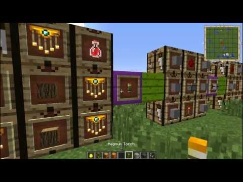 FTB Speed Spotlight-Extra Utilities Part 1