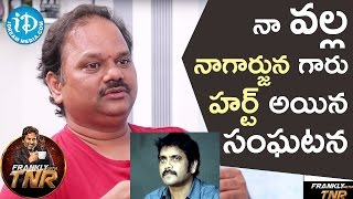 VN Aditya About Akkineni Nagarjuna   Frankly With TNR    Talking Movies With iDream