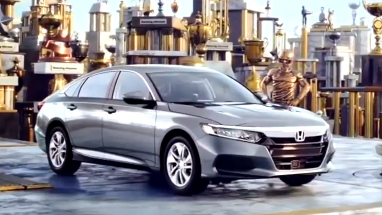 The All New Honda Accord 2018 - TV Commercial - YouTube