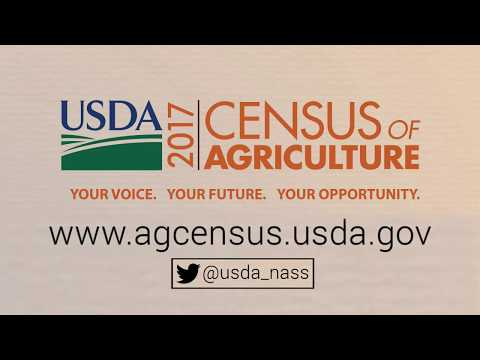 USDA-NASS Census of Agriculture Online Response