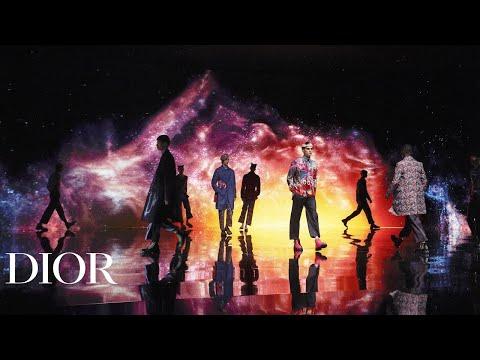 Discover the Fall 2021 Dior Men's show