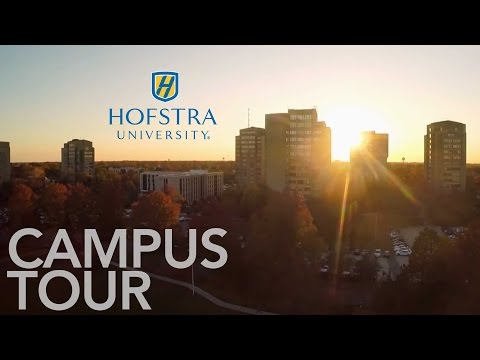Hofstra University Campus Tour
