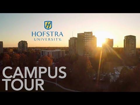 Hofstra University Campus Tour