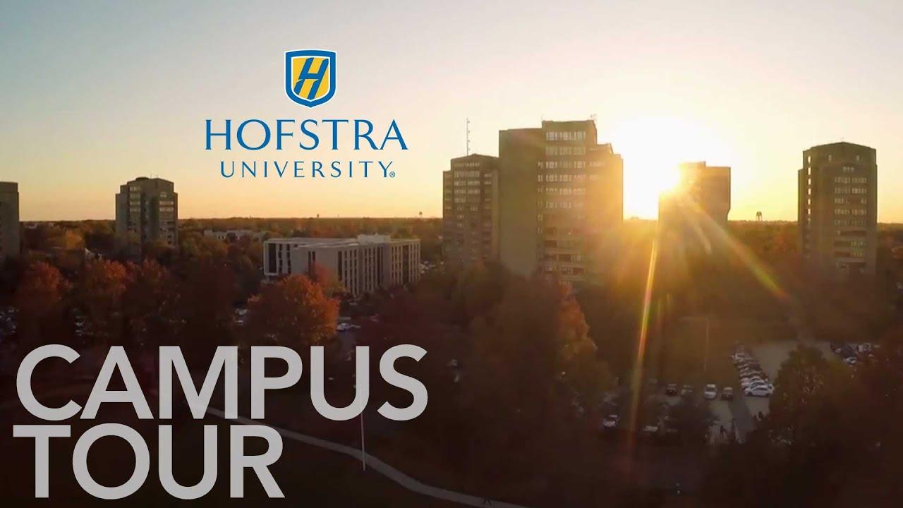 Hofstra University Campus Tour Youtube