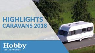 Hobby Caravans Highlights Saison 2018