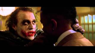 The Dark Knight - Why So Serious? - Clip