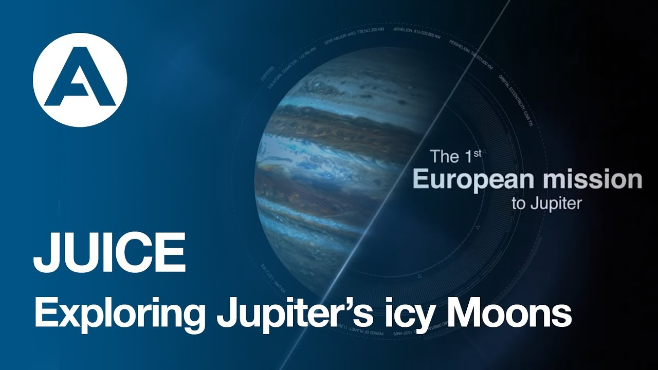 JUICE - Exploring Jupiter's icy Moons