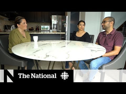 CBC News: The National: How an undecided couple is weighing their options