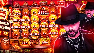 ROSHTEIN Mega Win x5000 on FIRE IN THE HOLE  Slot - TOP 5 Mega wins of the week