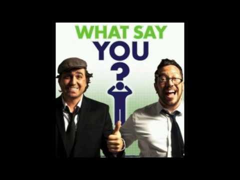 What Say You? 44 Hard Knocks Sal And Diamond BQ