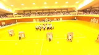 城陽市立西城陽中学校吹奏楽部 2016 京都府マーチングコンテスト