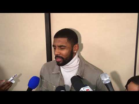 Boston Celtics analysis: Kyrie Irving, Al Horford dominate crunch time of 'great statement win' against Oklahoma City Thunder
