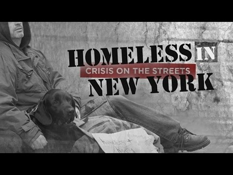 Homeless in New York: Crisis on the Streets