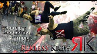 Anime Central 2015- Break Dancing Feat. Rekless Krew