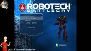 A real ROBOTECH game!