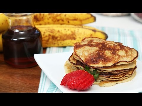 2 Ingredient Power Pancakes | Brunch Month