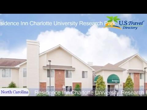 Residence Inn Charlotte University Research Park - Charlotte Hotels, North Carolina