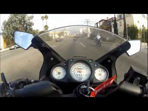 Riding in Los Angeles (PCH to El Segundo) - 1