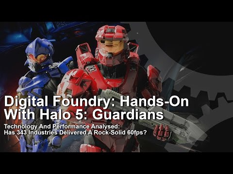 "Digital Foundry very impressed with Halo 5 Preview Build performance: ""this is how console gaming should be"". Tech Analysis: game runs at pretty much perfectly locked 60fps"