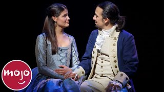 Top 10 Greatest Couples from Musicals