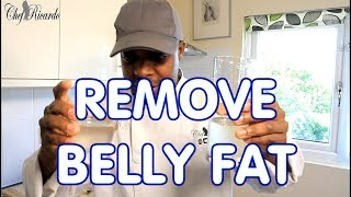 Bedtime Drink To Remove Belly Fat and Lose Weight !!