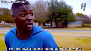 HOW FLAG FOOTBALL QUARTERBACKS BE (ESPECIALLY IN INTRAMURAL)