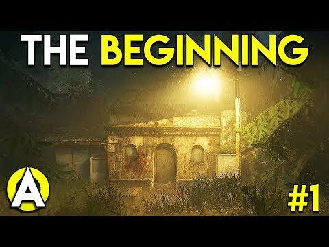 THE BEGINNING - The Land of Pain Playthrough - Part 1