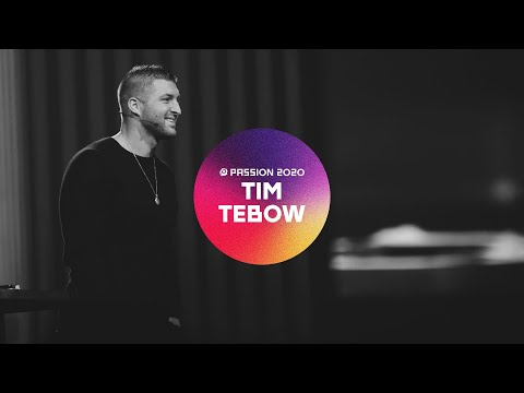 Passion 2020 - Tim Tebow