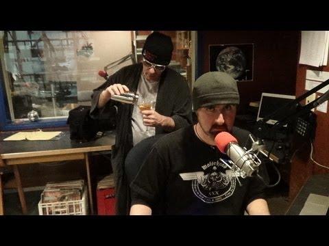 radio. listen mom im on the radio