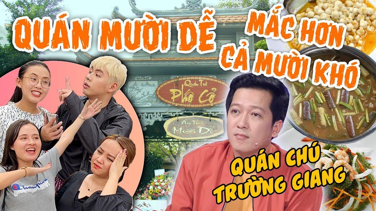 Vlog Quán Trường Giang tại Bà Rịa, BÁN MẮC HƠN CẢ SÀI GÒN???? #1