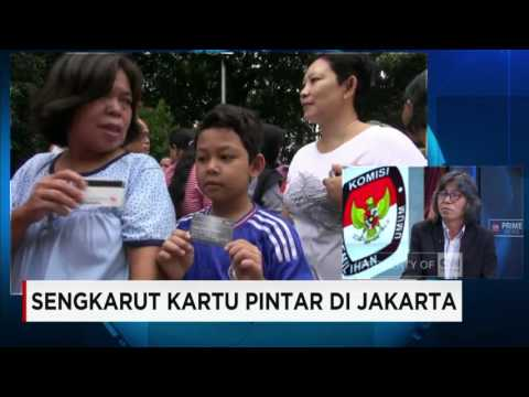 Sengkarut Kartu Jakarta Pintar Jadi Isu Kampanye Pilkada Jakarta