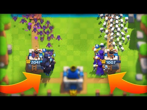 OMG! UNLIMITED SPAWNING WITCH GLITCH! (MUST SEE) | Clash Royale