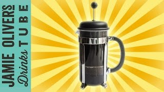 How to Use a Cafetière Perfectly | One Minute Tips | Mike Cooper