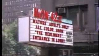 My Old New York  - Times Square of the Late 1970s