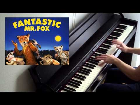 Fantastic Mr Fox  Piano Suite