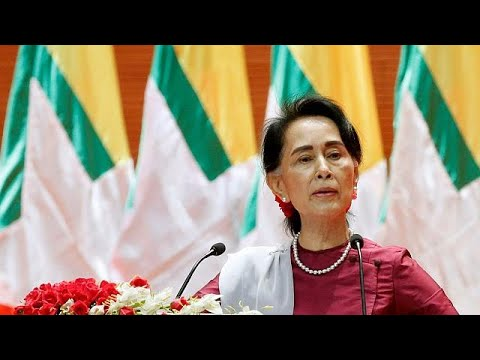 Aung San Suu Kyi determinada a restaurar a paz