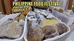 Philippine Food Festival.