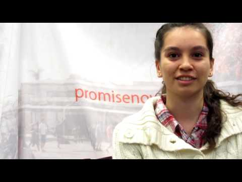 Meet Delma! Our El Monte Promise Intern