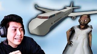 จะเกิดอะไรขึ้น! ถ้าแกรนนี่อยู่บนเครื่องบิน (ผี Granny)
