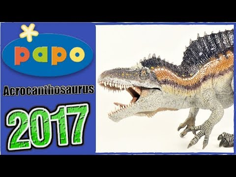 Papo 2017 Acrocanthosaurus