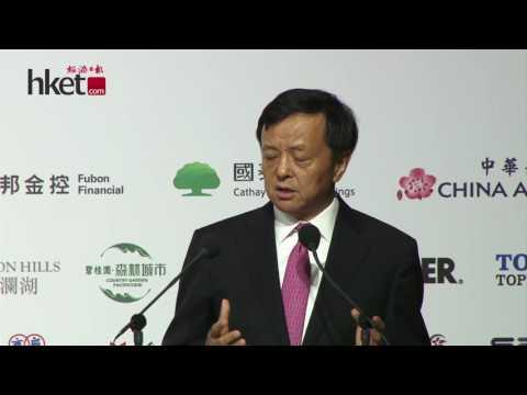 【專題演講】李小加 香港交易所集團行政總裁