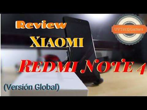 Review Xiaomi Redmi Note 4 Versión Global