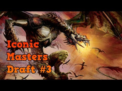 """Iconic Masters Draft #3: """"Total Annihilation"""" (Match 3)"""