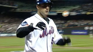 Wright hits first Mets homer at Citi Field in 2009