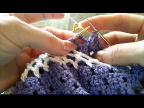 Вязаные платья и туники Вязание спицами и крючком 59