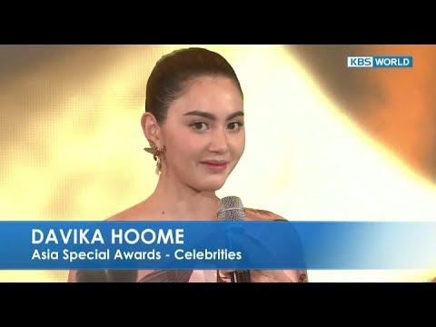 DAVIKA HOORNE l 2017 Asia Model Festival - Asia Model Awards
