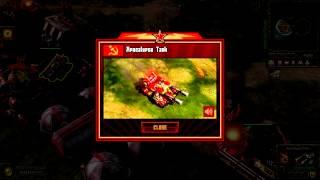 Red Alert 3 - Soviet Units