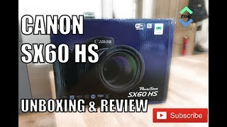 Canon SX60 Review: Best VLOGGING Camera?