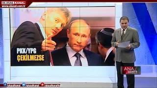 Ana Haber-  25 Ekim 2019- Murat Şahin- Ulusal Kanal